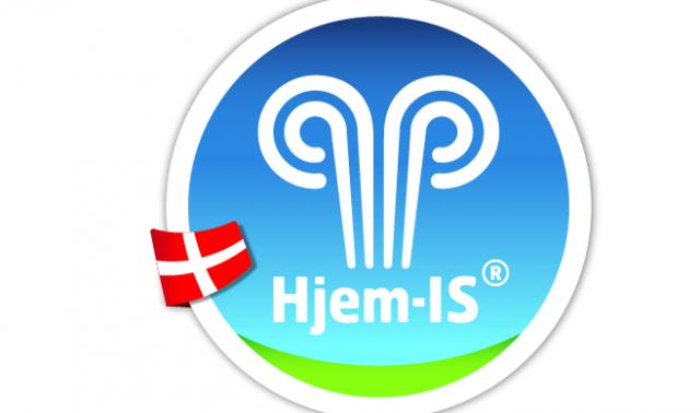 hjem-is logo